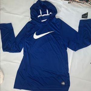NIKE  ELITE DRY DRI-FIT XL BASKETBALL HOODIE
